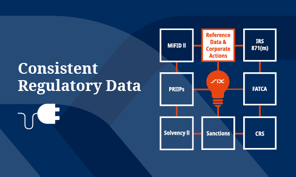 Consistent Regulatory Data